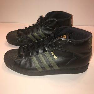 Mens Adidas Pro Model Superstar Size 13